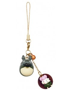 Mon Voisin Totoro - Strap Totoro with Dango (Japanese Sweets)
