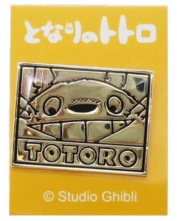 Mon Voisin Totoro - Pins Sourire