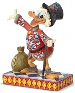 Disney - Traditions - DuckTales Scrooge Treasure Seeking Tycoon