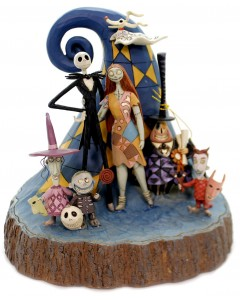 Disney - Traditions - Nightmare Before Christmas Carved By Heart