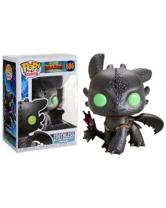 How To Train Your Dragon 3 - Dragons - Pop! - Toothless