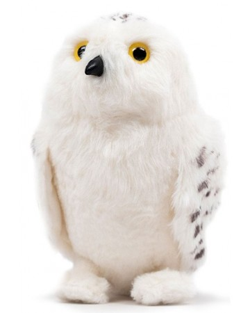Harry Potter - Peluche Hedwige 20 cm