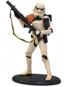 Star Wars - Attakus Elite - Statue Sandtrooper Elite 17 cm
