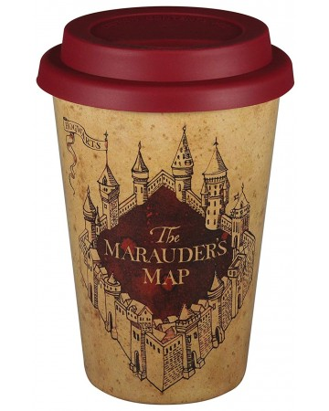Harry Potter - Travel Mug Marauder's Map