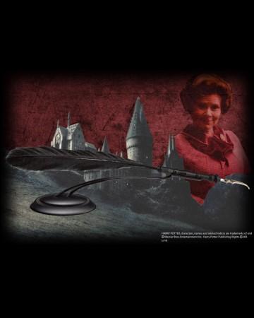 Harry Potter - réplique de la plume de Dolores Ombrage