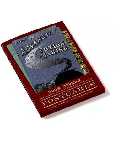 Harry Potter - Set de 20 cartes postales Book Covers