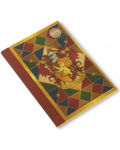 Harry Potter - Cahier A5 Gryffindor