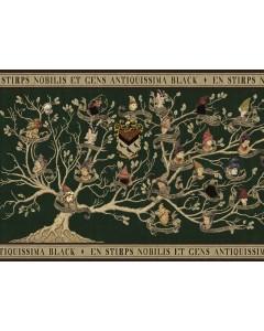 Harry Potter - Poster Tapisserie Black Family 50 x 69 cm