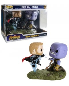 Marvel - Pop! - Movie Moments - Thor vs Thanos