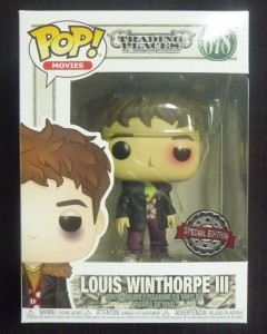Trading Places - Pop! - Louis Winthorpe III Beat Up exclusive
