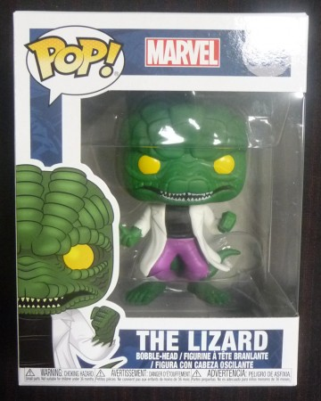 Marvel - Pop! - Lizard exclusive