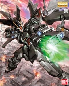 Gundam - MG 1/100 GAT-X105E Strike Noir