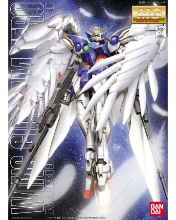 Gundam - MG 1/100 Wing Gundam Zero Version EW