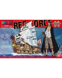 One Piece - Grandship Collection - Maquette Red Force (Shanks)