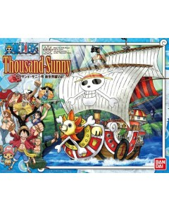 One Piece - Maquette Thousand Sunny New World