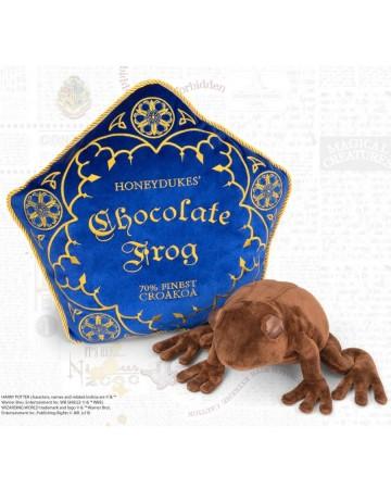 Harry Potter - Coussin et peluche Chocogrenouille