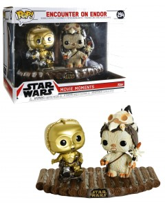 Star Wars - Pop! - Movie Moments - Encounter on Endor : C-3PO Throne