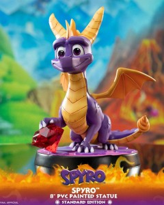 Spyro - Statue PVC Spyro the Dragon 20 cm