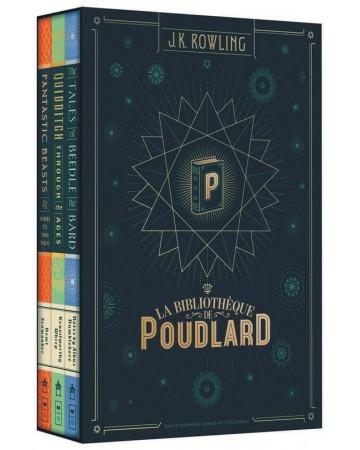 Harry Potter - La bibliothèque de Poudlard Coffret