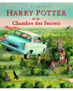 Harry Potter Tome 2 : Et la chambre des secrets (illustré)