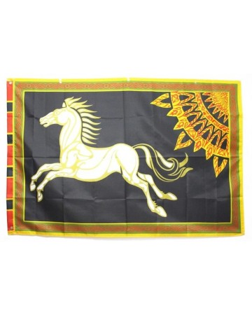 Lord of the Rings - Drapeau du Rohan