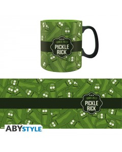 Rick & Morty - Mug 460 ml Pickle Rick
