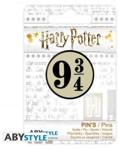 Harry Potter - Pins Platform 9 3/4