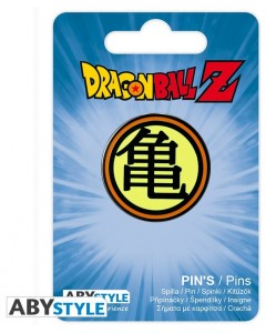 Dragon Ball - Pins Kame Symbol