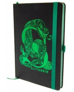 Harry Potter - Carnet Premium Foil Slytherin