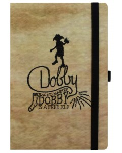Harry Potter - Carnet Premium Dobby