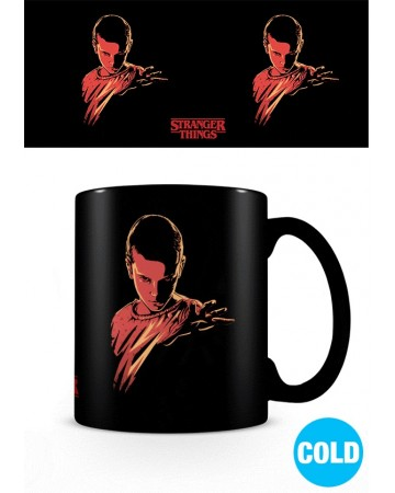 Stranger Things - Mug thermo-réactif Eleven Woods