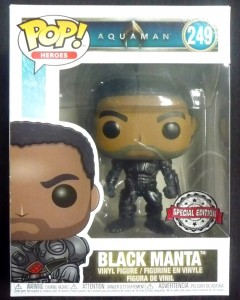 Aquaman - Pop! - Black Manta Unmasked exclusive