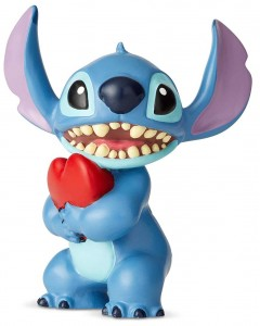 Disney - Showcase - Stitch Heart 6 cm