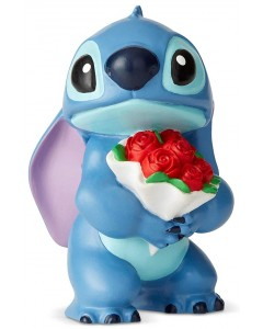 Disney - Showcase - Stitch with Flowers 6 cm