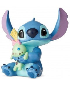 Disney - Showcase - Stitch with Scrump 6 cm