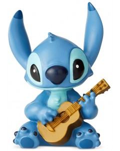 Disney - Showcase - Stitch with Guitar 6 cm