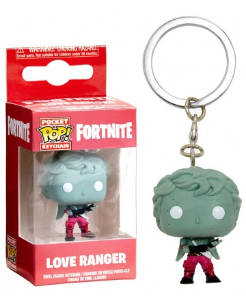 Fortnite - Pop! Pocket - porte-clé Love Ranger