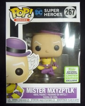 DC Comics - Pop! - Mister Mxyzptlk ECCC 2019