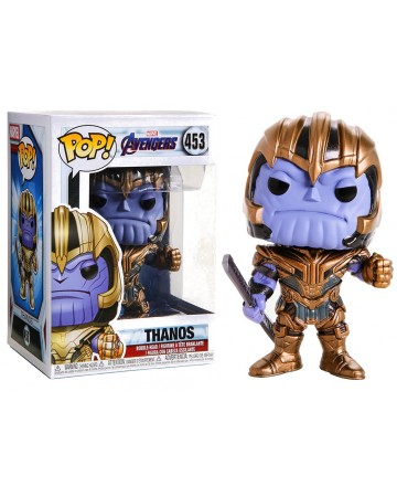 Marvel : Avengers Endgame - Pop! - Thanos