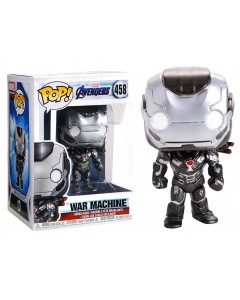Marvel : Avengers Endgame - Pop! - War Machine