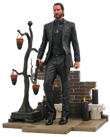 John Wick - Statue PVC Gallery - John Wick 2 23 cm