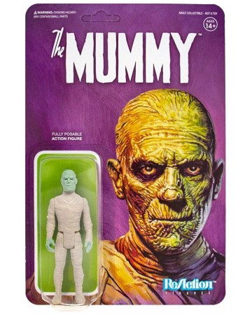 Universal Monsters - Reaction Figure - The Mummy 10 cm
