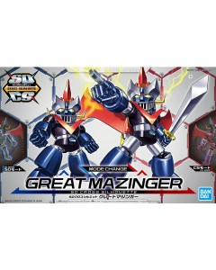Mazinger - SD Cross Silhouette Great Mazinger