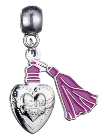 Harry Potter - Breloque plaqué argent Love Potion