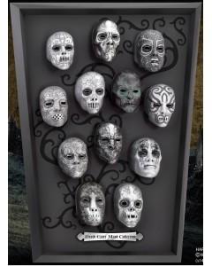 Harry Potter - Collection des masques des Mangemorts