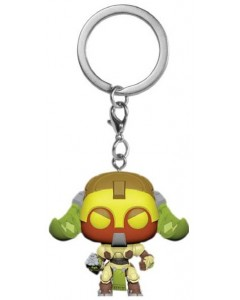 Overwatch - Pop! Pocket - porte-clé Orisa