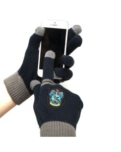 Harry Potter - gants tactiles Serdaigle