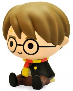 Harry Potter - Tirelire PVC Chibi Harry 15 cm