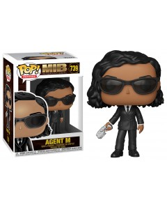 Men In Black: International - Pop! - Agent M
