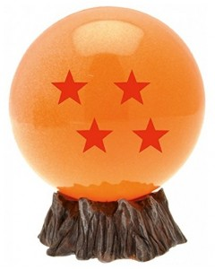 Dragon Ball - Tirelire PVC Boule de cristal (9 cm)